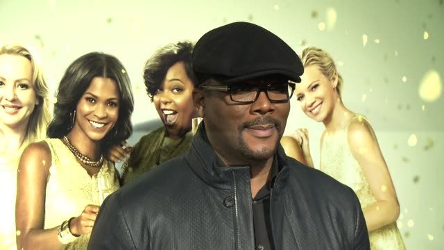 Tyler Perry at 'Tyler Perry's The Single Moms Club' Los Angeles Premiere at ArcLight Cinemas Cinerama Dome on March 10 2014 in Hollywood California