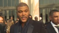 Tyler Perry on the event at the 42nd NAACP Image Awards at Los Angeles CA
