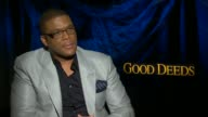 Tyler Perry on what's next at the 'Good Deeds' Junket in Hollywood CA 02/13/12