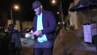 Tyler Perry outside Catch Restaurant in West Hollywood in Celebrity Sightings in Los Angeles