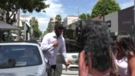 Tyler Perry takes photos with fans while shopping in Beverly Hills in Celebrity Sightings in Los Angeles