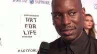 INTERVIEW Tyrese Gibson says There are so many people who makes this world better even though you don't do it for awards When he discovered the gift...