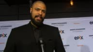INTERVIEW Tyson Chandler on the Amare Stoudemire documentary on his own story on looking forward to winning a championshipon the Boston tragedy at...