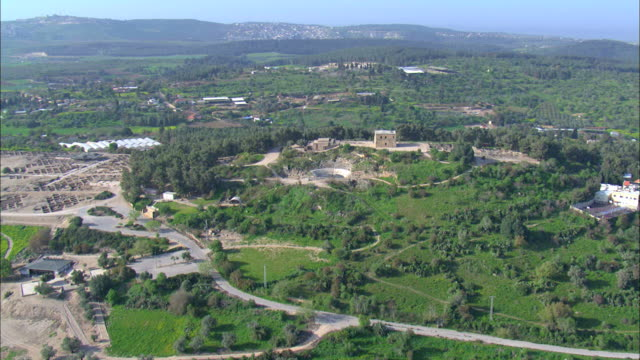 Tzippori, also known as Sepphoris, Dioceserea and Saffuriya, located in the central Galilee region, Israel, Israel
