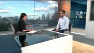 Uber loses licence to operate in London Fred Jones STUDIO interview SOT