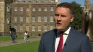 Uber loses licence to operate in London Wes Streeting MP interview SOT It's right that TfL have taken this decision which I hope is a wakeup call to...