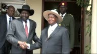 Ugandan President Yoweri Museveni warned South Sudans rebel chief Monday to comply with a ceasefire deal ending Tuesday or face action by regional...