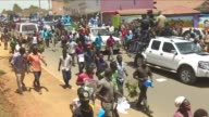 Ugandas presidential contenders hold their final campaign rallies with key opposition candidate Kizza Besigye a three time loser who was briefly...