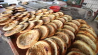 Uighur Nan bread for sale
