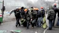 Ukraine's brittle truce shattered on Thursday in fierce clashes between batonwielding protesters and riot police that claimed at least 27 lives just...