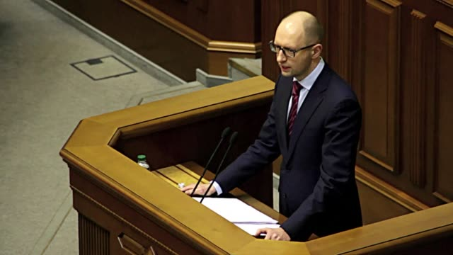 Ukraine's parliament on Thursday approved the nomination of proEU Arseniy Yatsenyuk as the crisishit country's new prime minister until presidential...