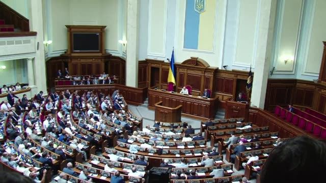 Ukraines parliament on Thursday voted not to accept the resignation of Prime Minister Arseniy Yatsenyuk meaning he will remain at the helm of the...