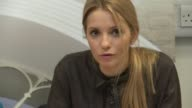 Ukrainian opposition leader Yulia Tymoshenko on hunger strike in jail is weak but determined to overturn the falsified polls her daughter said Monday...