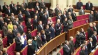 Ukrainian President Viktor Yanukovych could call early elections to end mass antigovernment unrest a top lawmaker said Tuesday as protest leaders...