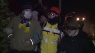 Ukrainian protesters lay siege to a Sovietera building in central Kiev used as a base by the security forces who remain holed up inside CLEAN...
