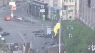 Ukrainians in Kievs Maidan Sqaure were sceptical Friday after Russia Ukraine the EU and US agreed a deal that would force illegal military groups in...