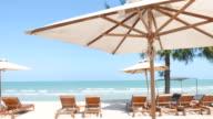 HD-Regenschirm beach