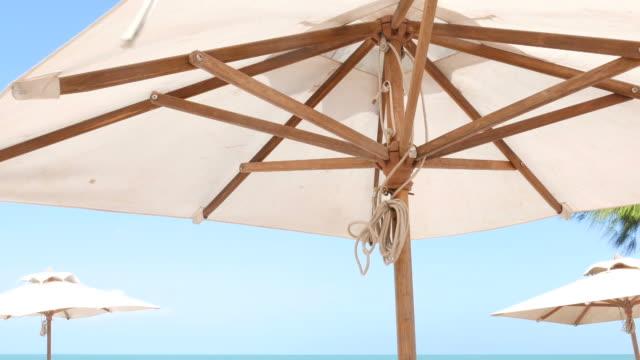 Regenschirm-Bett