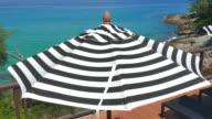 HD ombrello sedia piscina