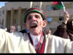 Un ambiente festivo y un futuro incierto Benghazi Libya