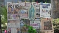 Un estado de incertidumbre domina el panorama economico de Mexico a medida que se aproxima la toma de posesion del presidente electo de Estados...