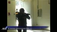 Un funcionario de la agencia antidrogas de Estados Unidos DEA fue asesinado en la madrugada de este viernes en Bogota en lo que las autoridades...