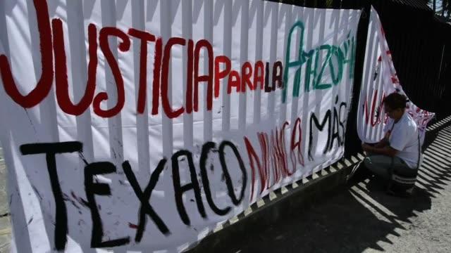 Un juez de Estados Unidos hallo este martes evidencia fraudulenta en el fallo contra la petrolera Chevron en Ecuador por contaminacion ambiental...