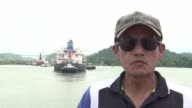 Un paseo en barco ensena a los turistas una de las obras de ingenieria mas sorprendentes del mundo el Canal de Panama que el viernes cumple 100 anos