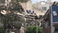 Un sismo de 71 grados dejo al menos 49 muertos en Mexico segun los primeros reportes de autoridades locales e hizo colapsar varios edificios en la...