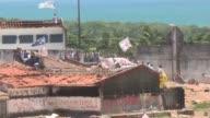 Una batalla campal con palos y piedras estallo el jueves en la carcel de Alcaçuz en Natal en el nordeste de Brasil donde el fin de semana 26 personas...