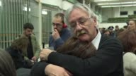 Una corte italiana condeno el martes a cadena perpetua a ocho represores sudamericanos y absolvio a 18 oficiales y civiles procesados por la...