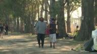 Una planta en construccion del gigante estadounidense Monsanto esta paralizada desde hace un ano en la provincia argentina de Cordoba por vecinos y...