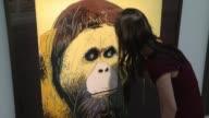 Una serie completa de diez cuadros de Andy Warhol que retratan animales en peligro de extincion sera subastada este mes en Sothebys VOICED Los...