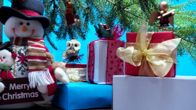 Under julgranen