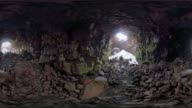 Underground Cave, Iceland