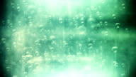 Unterwasser-bubbles Hintergrund loop