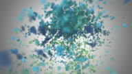 Underwater Fireworks - HD 1080