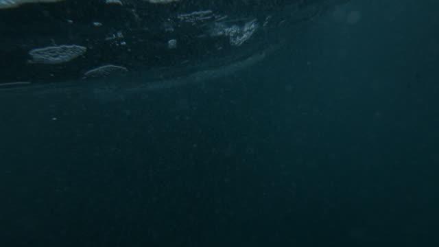 Underwater texture