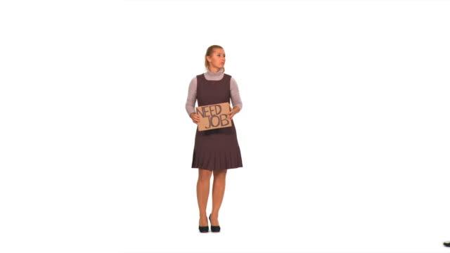 HD: Unemployable Geschäftsfrau
