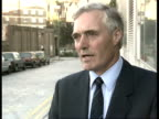 Unemployment ITN CMS David Lomax intvwd SOF inflation has come down in UK has risen in Germany