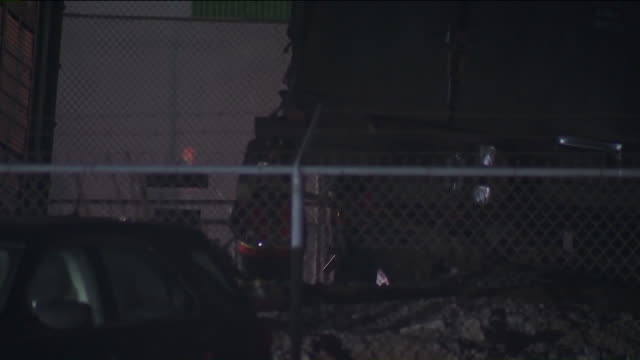 KTLA Union Pacific Freight Train Derailment in Lincoln Heights