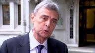 Unison wins employment tribunal fees legal battle ENGLAND London EXT Dave Prentis interview SOT