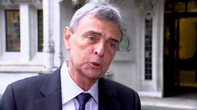 Unison wins employment tribunal fees legal battle ENGLAND London EXT Dave Prentis interview SOT