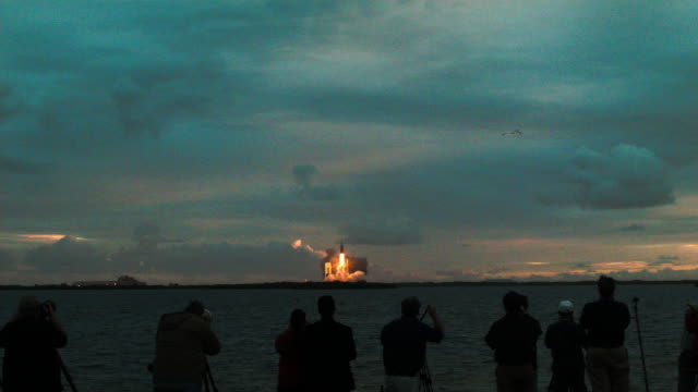 A United Launch Alliance Delta 4 rocket carrying NASA's first Orion deep space exploration craft lifts off at 705 am on December 5 2014 in Cape...