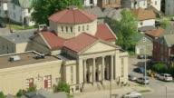 MS TS AERIAL United Methodist Church / Fairmount, West Virginia, United States