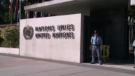 United Nations Human Rights Council headquarters Geneva Switzerland United Nations Human Rights Council at UN Human Rights Council on May 04 2011 in...