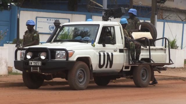 United Nations officials have received disturbing new allegations that peacekeepers in the Central African Republic raped three young women the...