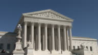 United States, California, Los AngelesSupreme Court Building in Washington DC
