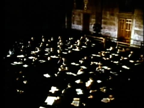 1963 REENACTMENT HA WS United States congress / 1840s United States / AUDIO