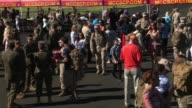 United States Marines Return to Camp Pendleton From Afghanistan
